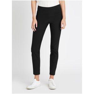 Becken Black Womens Slim Fit Pants